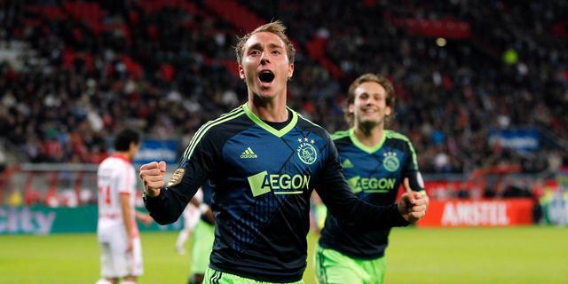 Ajax maakt 10 miljoen euro winst