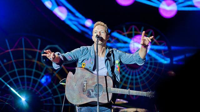 'Viva La Vida van Coldplay beste liedje uit jaren '00'