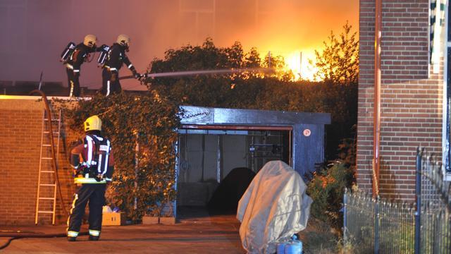 'Duikelijk signatuur pyromaan ontbreekt in Winschoten'