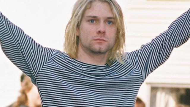 Nooit eerder uitgekomen muziek in nieuwe documentaire Kurt Cobain