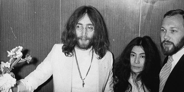 Onbekend interview John Lennon ter veiling