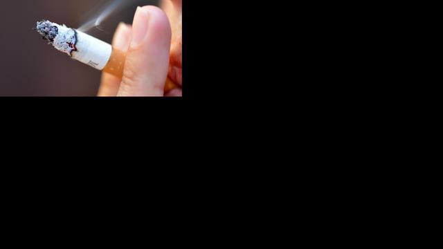 4 op 10 zwangere vrouwen met stoornis rookt
