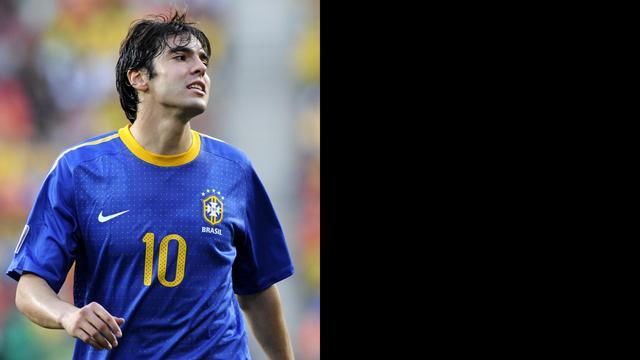 Kaká terug in selectie Brazilië