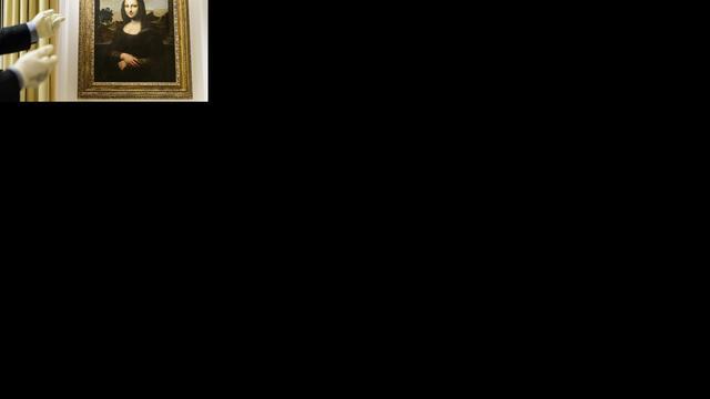 'Vroege versie' Mona Lisa getoond