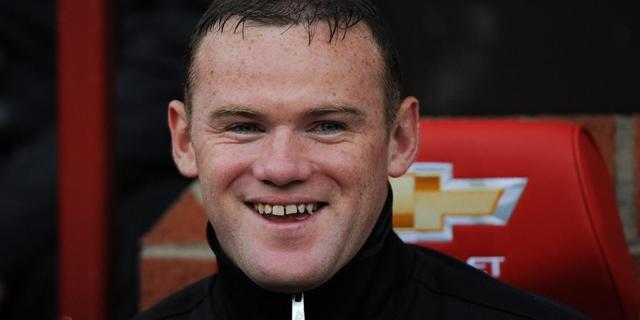 Rooney: 'Goed om terug te zijn'