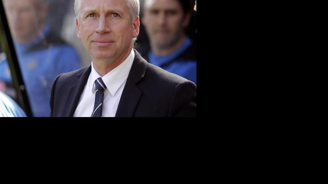 Pardew tot en met 2020 coach van Newcastle United