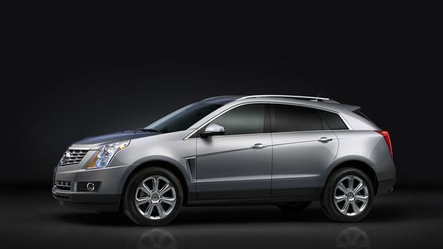 Nieuwe motor voor Caddy SRX
