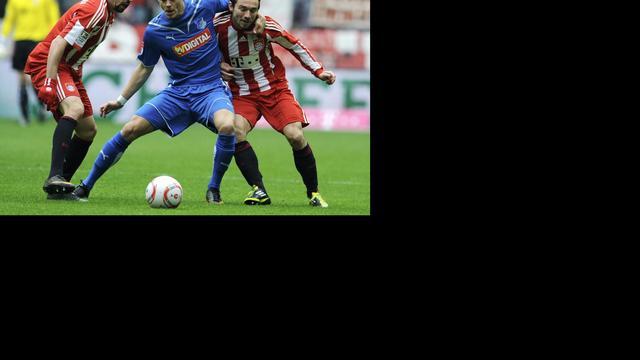 Hoffenheim-speler Vukcevic in levensgevaar