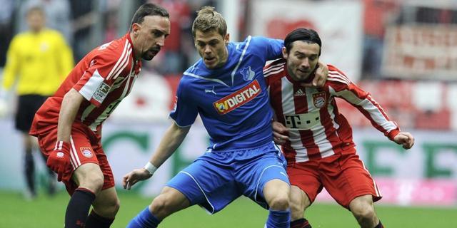 Hoffenheim treedt aan tegen Augsburg ondanks ongeval Vukcevic
