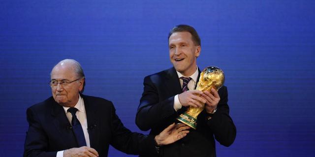 Speelsteden WK 2018 in Rusland bekend