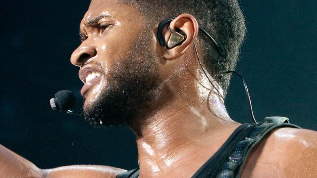 Tournee Usher uitgesteld tot najaar 2013