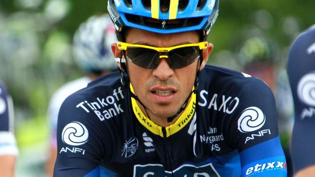 Contador richt pijlen in 2013 op Tour de France