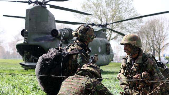 Kamer steunt openstelling defensiemarkt