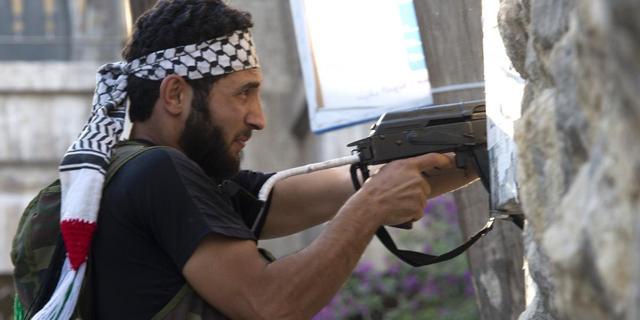 Gevechten in Aleppo gaan door