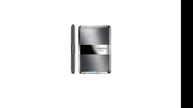 Adata lanceert 'dunste' externe harddisk