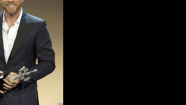 Lifetime Achievement Award voor Ewan McGregor