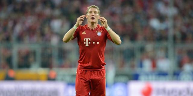 Schweinsteiger: 'Stappen gezet dankzij Dortmund'