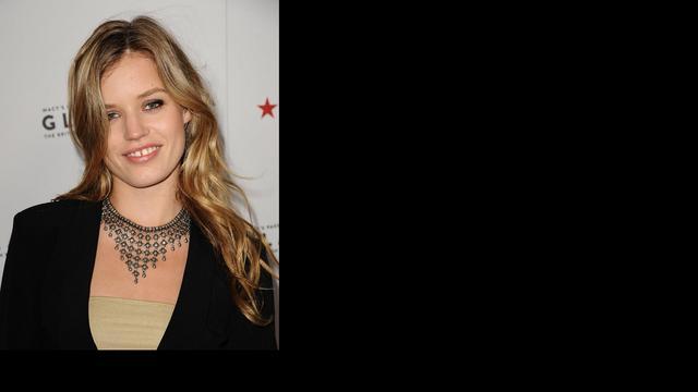 Georgia May Jagger gezicht sieradenlijn Vivienne Westwood