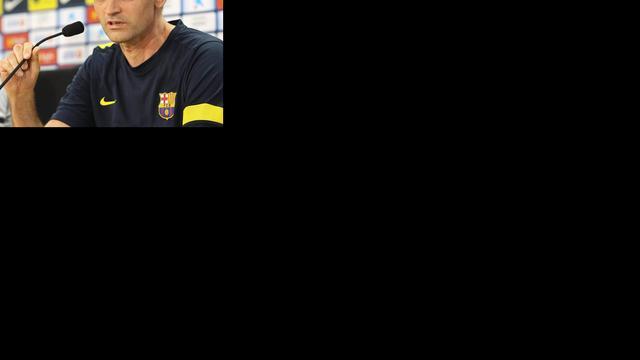 Vilanova: 'Record Messi bijna onmogelijk'