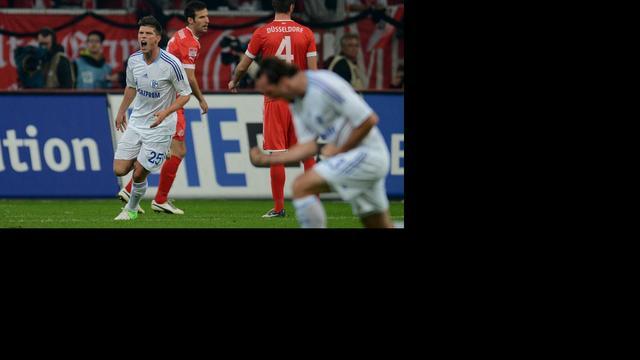 Doelpunt Huntelaar niet genoeg voor zege Schalke