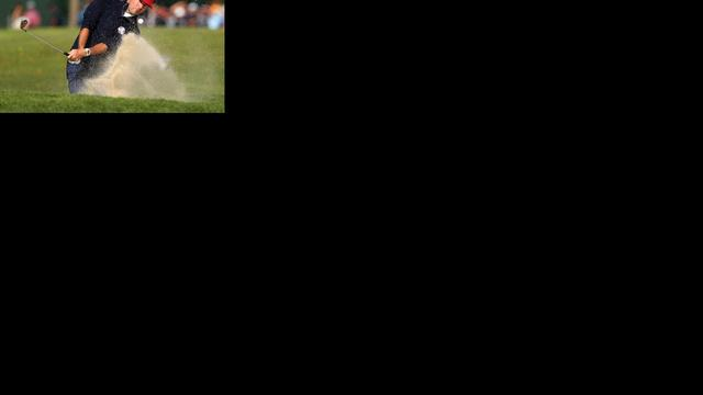 VS op voorsprong na eerste dag Ryder Cup