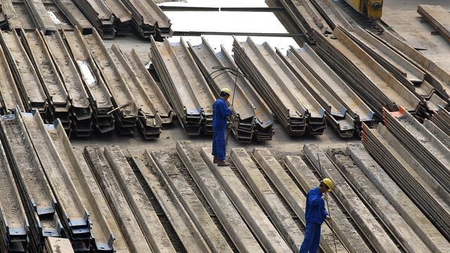 Grote Japanse staalproducenten fuseren