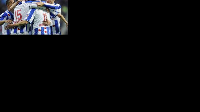 Eerste competitiezege Van Basten met Heerenveen