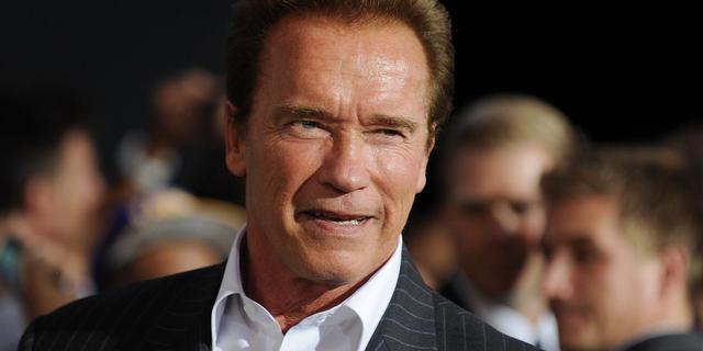 Arnold Schwarzenegger geeft affaire met Brigitte Nielsen toe