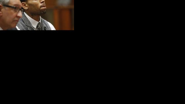 'Karrueche Tran dumpt Chris Brown'