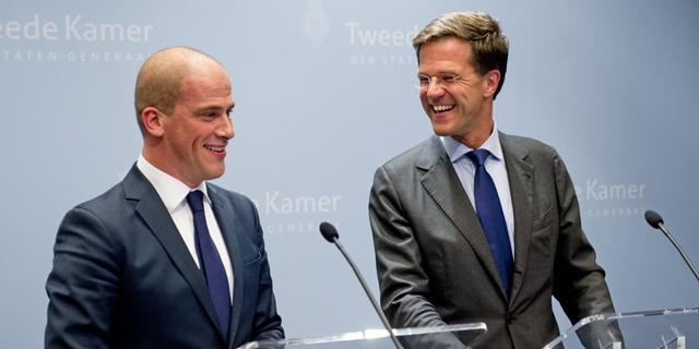 Ondernemers hopen op kabinet PvdA en VVD