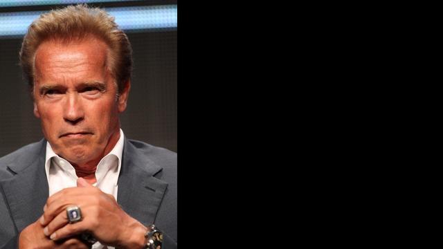 Schwarzenegger verhief 'leven in ontkenning' tot kunst