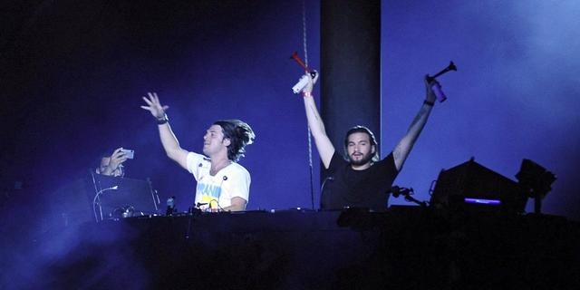 Swedish House Mafia geeft extra concert in Amsterdam
