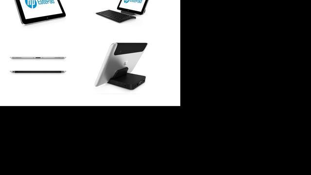 HP toont zakelijke tablet eindelijk officieel