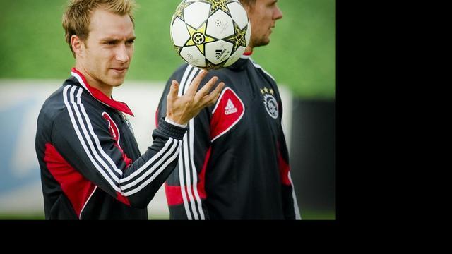 Ajax ontvangt Real Madrid in Champions League
