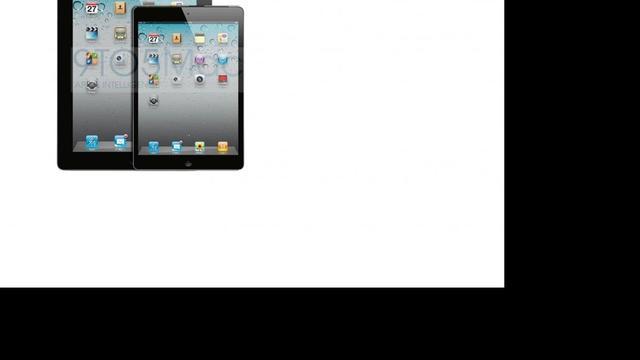 'Apple bestelt 10 miljoen iPad Mini's'