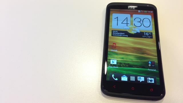 HTC komt na zeven maanden al met nieuwe One X