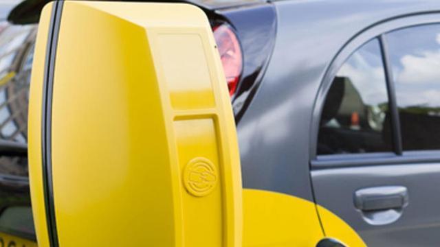 Parkeerprobleem dreigt voor elektrische auto