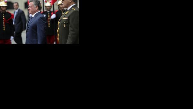 Jordaanse koning zegt staatsbezoek aan Nederland af