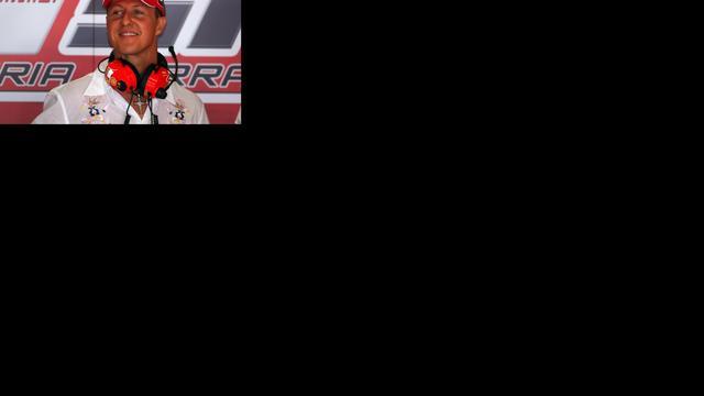 Pirelli ziet in Schumacher geschikte testrijder