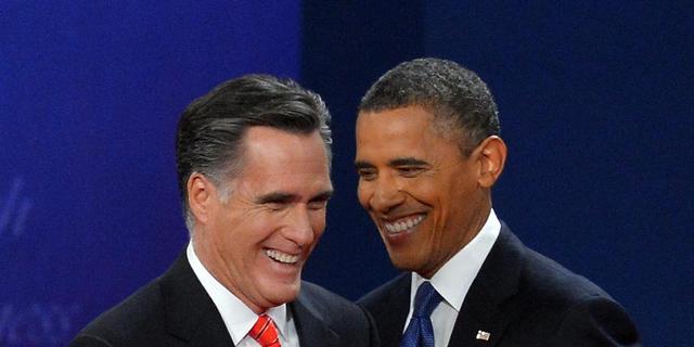 Obama aan kop in peiling