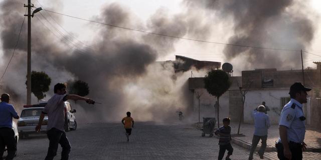'Syrië zet regelmatig clusterbommen tegen volk in'