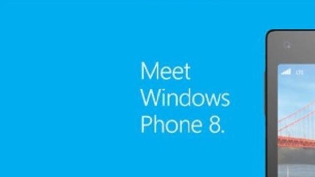 Microsoft onthult Windows Phone 8 op 29 oktober