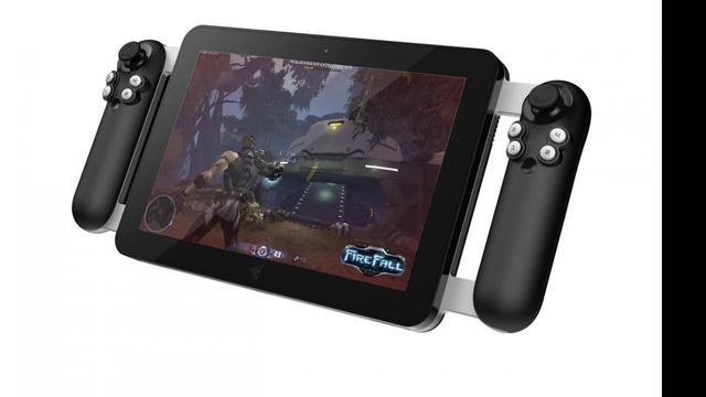 Razer gaat tablet voor pc-games uitbrengen