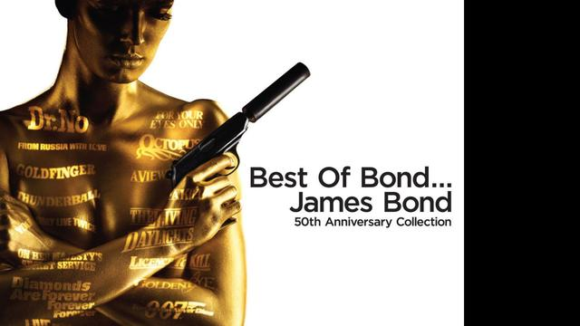 Various Artists – Best Of Bond… James Bond