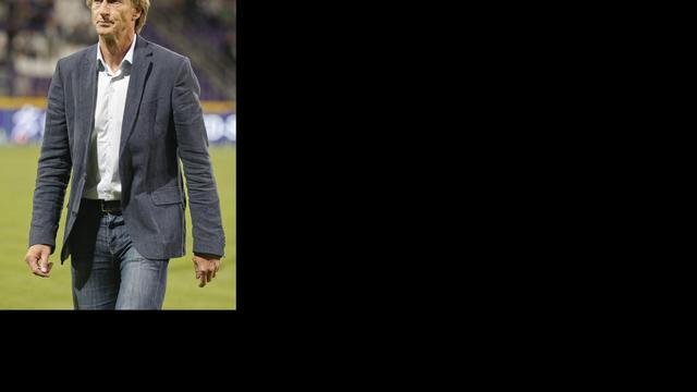 Beerschot stuurt trainer Koster weg