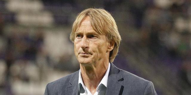 Beerschot neemt afscheid van coach Koster