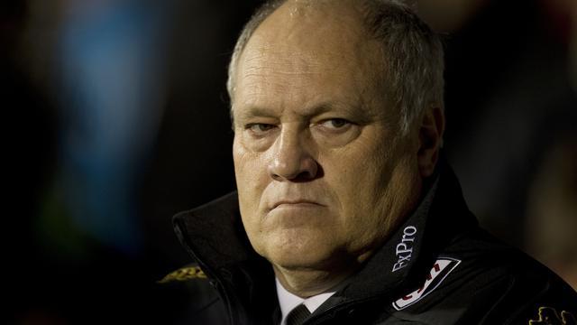 Fulham-coach Jol slaat terug naar Zamora