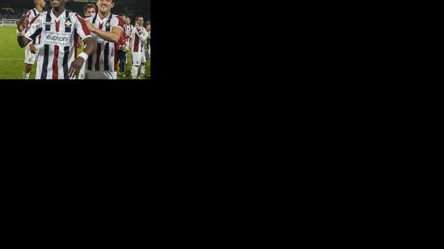 Eerste zege Willem II, Heracles ruim langs PEC