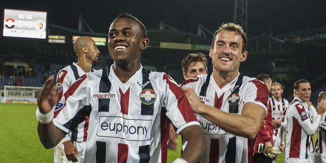 Willem II boekt winst over vorig seizoen