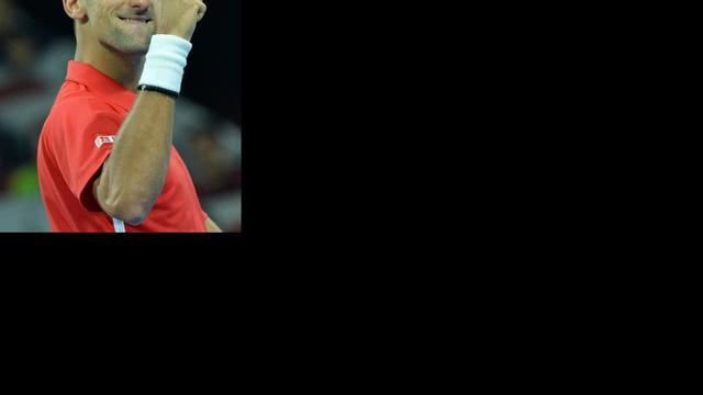 Djokovic bereikt finale in Peking